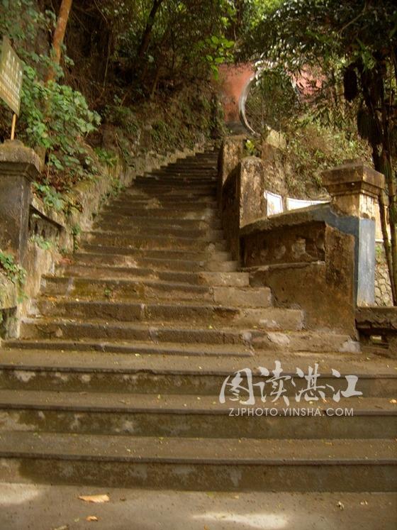 雷琼世界地质公园--湛江湖光岩风景区欢迎您!